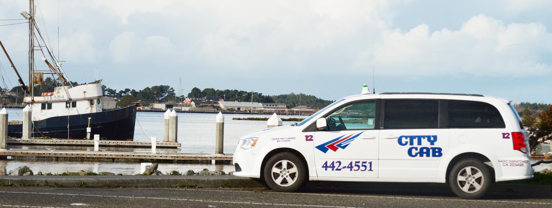 Taxi Companies in Arcata, CA